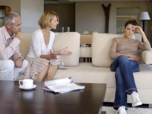 Discutie parinti
